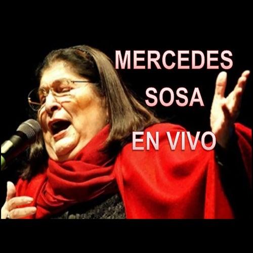 En Vivo by Mercedes Sosa