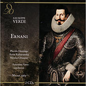 Verdi ~ Ernani by Placido Domingo, Raina Kabaivanska, Nicolai Ghiaurov