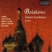 Balakirev Piano Music by Julian Jacobson