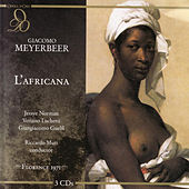 Meyerbeer ~ L'Africana by Jessye Norman, Veriano Luchetti, Giangiacomo Guelfi