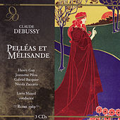 Claude Debussy: Pelléas et Mélisande by Nicola Zaccaria