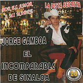 20 Exitos el Incomparable de Sinaloa by Jorge Gamboa (1)