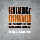 Black and Orange (Cellski Verse) by Cellski