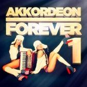 Akkordeon Forever, Vol. 1: 100 Titel für die Fans des Akkordeons von Various Artists