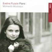 Moments Musicaux - Piano by Evelina Puzaite