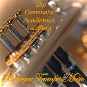 Perti - Gabrieli - Haydn - Vivaldi - Purcell - Corelli - Torelli: Camerata Academica Salzburg - Baroque Trumpet Music by Camerata Academica Salzburg