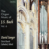 Bach: Organ Works, Vol. 6 by David Sanger