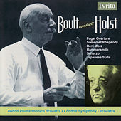 Holst: Somerset Rhapsody, Hammersmith, Japanese & Oriental Suites etc by Various Artists