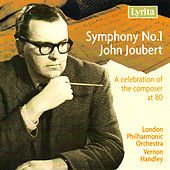 Joubert: Symphony No.1 by London Philharmonic Orchestra