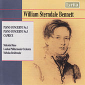 William Sterndale Bennett: Piano Concertos No. 1 & 3 by London Philharmonic Orchestra