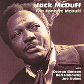 The Concert McDuff by Jack McDuff