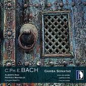Carl Philipp Emanuel Bach: Viola da Gamba sonatas by Various Artists