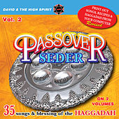 Passover Seder, Vol. 2 by David & The High Spirit
