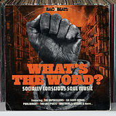 What's The Word – Socially Conscious Soul Music von Various Artists