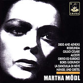 Martha Mödl Sings Händel, Purcell, Gluck, Mussorgsky and Others by Martha Mödl