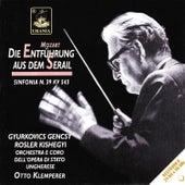 Mozart: Die Entführung Aus Dem Serail & Symphony No. 39 by Various Artists