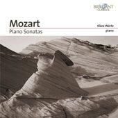 Mozart: Piano Sonatas by Klára Würtz