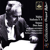 Mahler: Symphony No. 4 - Strauss: Don Juan by Bruno Walter