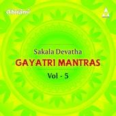 Sakala Devatha Gayatri Mantras, Vol. 5 by Usha Raj
