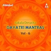 Sakala Devatha Gayatri Mantras, Vol. 6 by Usha Raj