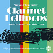 Clarinet Lollipops by Paul Terracini