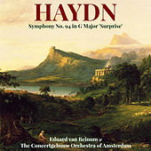 Haydn: Symphony No. 94 in G Major 'Surprise' von Concertgebouw Orchestra of Amsterdam