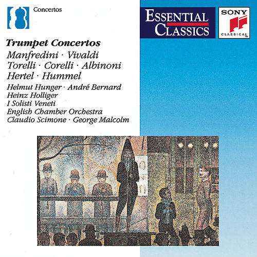 Essential Classics: Trumpet Concertos by Various Artists