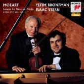 Mozart:  Violin Sonatas, Vol. III by Isaac Stern; Yefim Bronfman