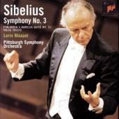 Sibelius: Symphony No. 3; Finlandia; Karelia Suite; Swan of Tuonela by Lorin Maazel