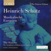 Heinrich Schütz: Musikalische Exequien by The Sixteen