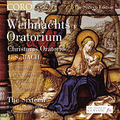 Weihnachts Oratorium/Christmas Oratorio (J.S.Bach) by The Sixteen and Harry Christophers