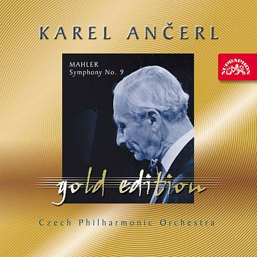 Ančerl Gold 33 Mahler: Symphony No. 9 in D major by Karel Ančerl