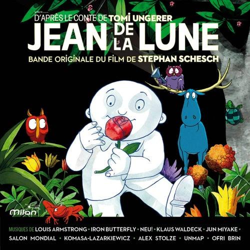 Jean de la Lune (Moon Man / Stephan Schesch's Original Motion Picture Soundtrack) by Various Artists