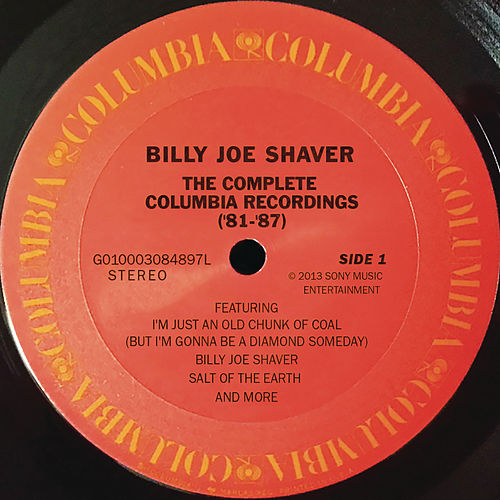 The Complete Columbia Recordings ('81-'87) by Billy Joe Shaver