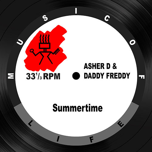 Summertime (Original 12') by Daddy Freddy