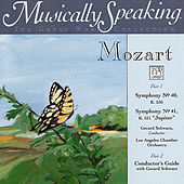 A Musically Speaking Mozart by Various Artists
