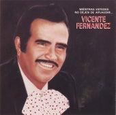 Mientras Ustedes No Dejen De Aplaudir by Vicente Fernández