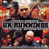 UK Runnings - The National Anthems Mixtape by Various Artists