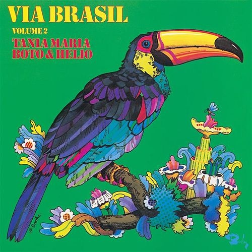 Via Brasil vol.2 by Tania Maria