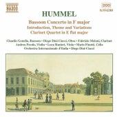 Bassoon Concerto/Clarinet Quartet by Johann Nepomuk Hummel