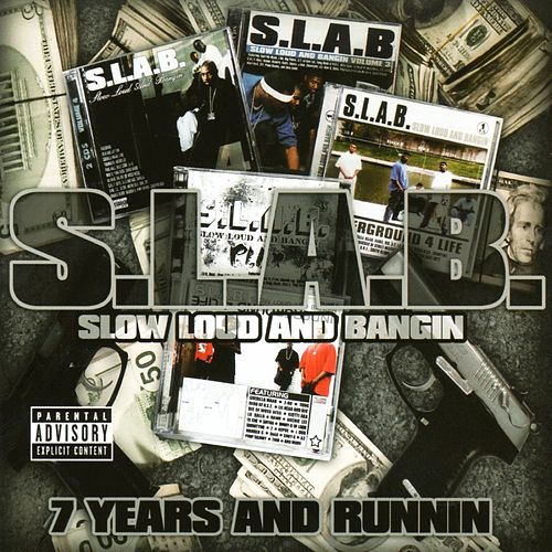 7 Years And Runnin' by S.L.A.B.