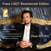 LISZT Bicentennial Edition (Bicentennial Ritzen-Edition Collection I.) by Peter Ritzen