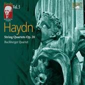 Haydn: String Quartets, Op. 20 by Buchberger Quartet