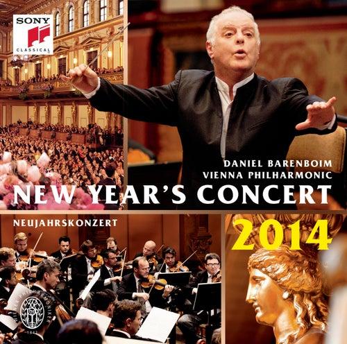 New Year's Concert 2014 / Neujahrskonzert 2014 by Daniel Barenboim