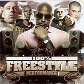 100% Freestyle De Générations 88.2 by Various Artists