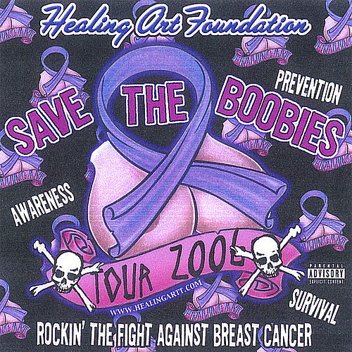 Save the Boobies by Various Artists
