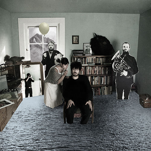 The Atlantic Ocean by Richard Swift