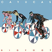 Bigfoot by Cayucas