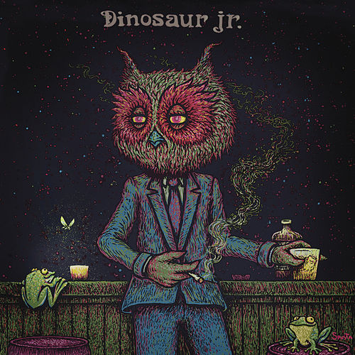 Now The Fall b/w Ricochet by Dinosaur Jr.