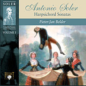 Soler: Harpsichord Sonatas, Vol. 1 by Pieter-Jan Belder